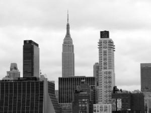 skyline à New-York