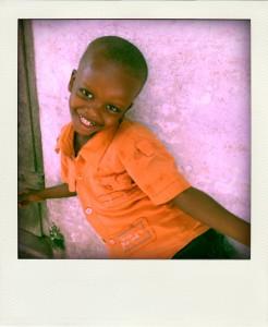 Enfant, Zanzibar