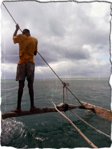 Pêcheur, Zanzibar