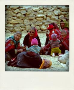 Portraits nomades - Korzok