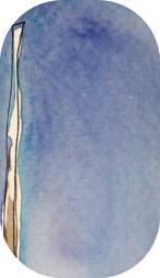 Essai papier aquarelle Dalbe