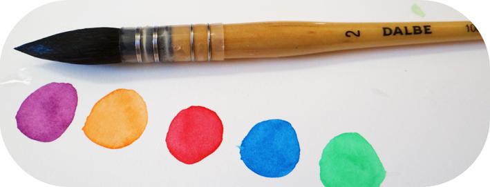 Pinceau martre, essai Dalbe